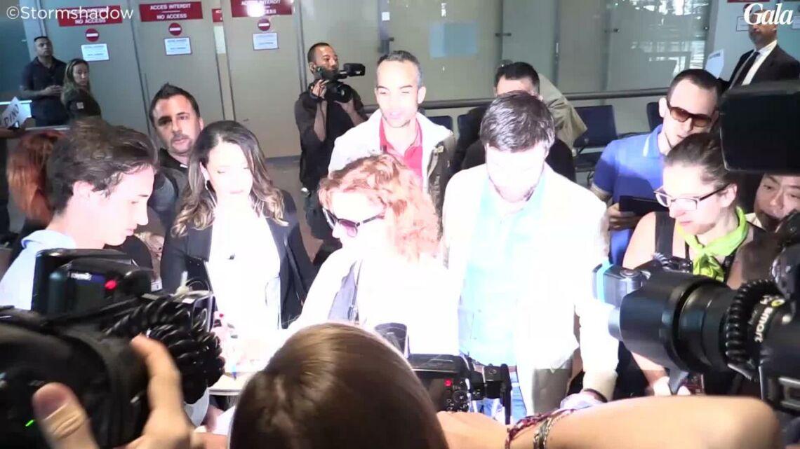 VIDEO – Bella Hadid, Jessica Chastain, Louane… L'arrivée des célébrités à Cannes déjà sous les feux des projecteurs!