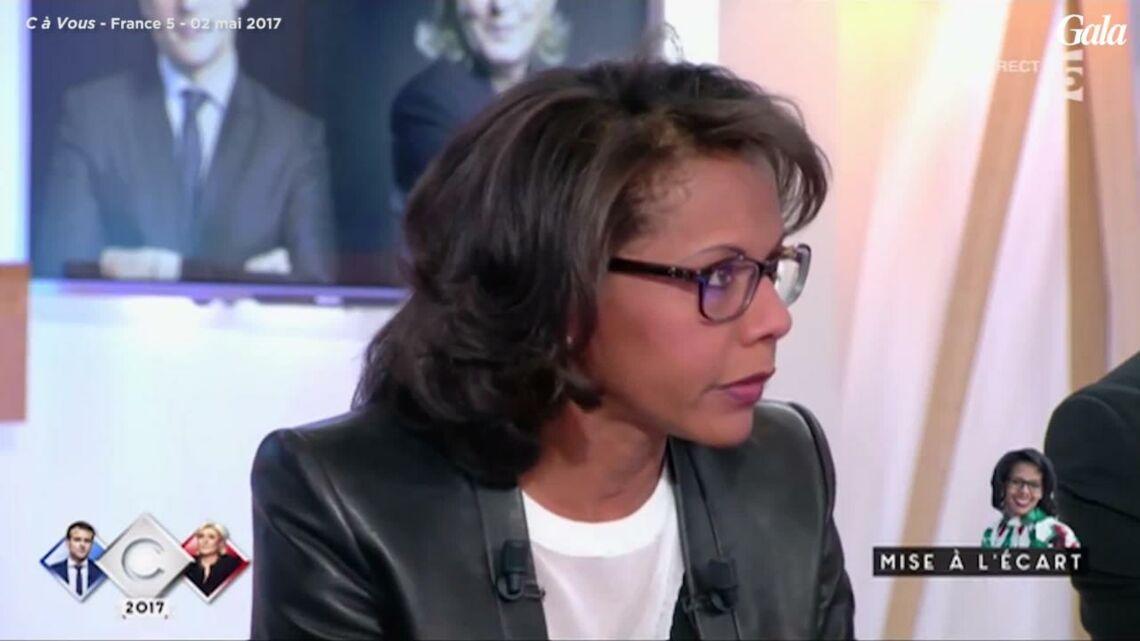 VIDÉO – Audrey Pulvar, écartée de l'antenne après sa pétition contre le FN, au bord des larmes