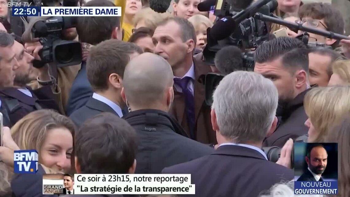 VIDEO – Brigitte Macron n'est pas un «pot de fleurs»