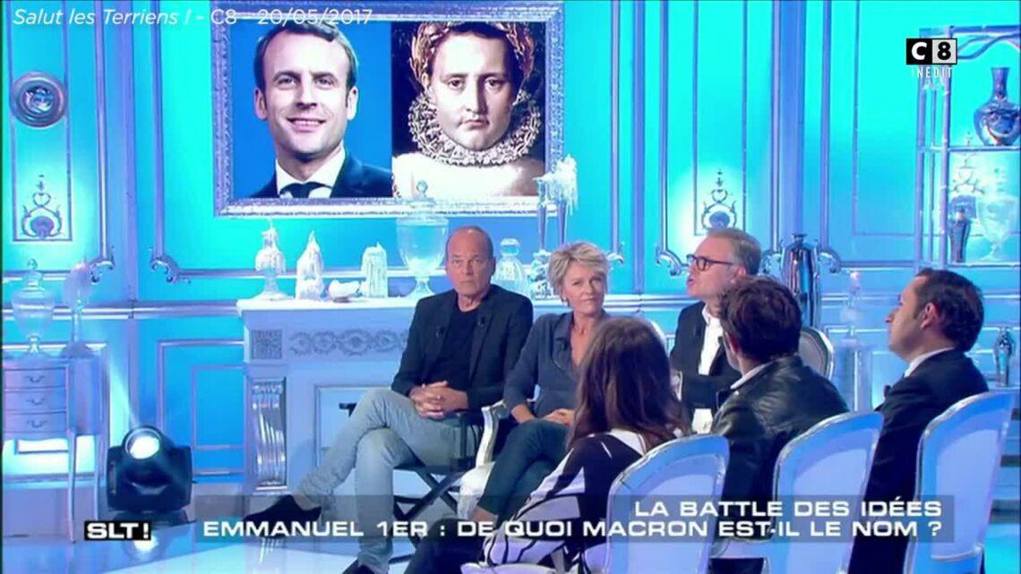 Eric Brunet s'excuse après sa blague ratée sur Brigitte Macron