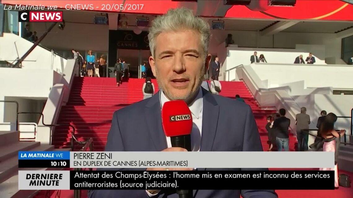 """VIDEO – """"Chaudasse"""": un journaliste de C News se lâche en direct"""