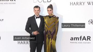 VIDEO – Bella Hadid, Laury Thilleman, Iris Mittenaere,… Les stars jouent la transparence pour le gala de l'amfAR