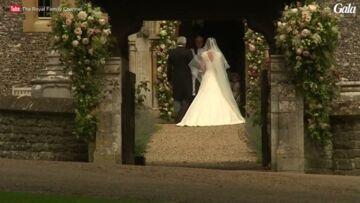 VIDEO – la Princesse Charlotte et le Prince George, so cute au mariage de Pippa Middleton