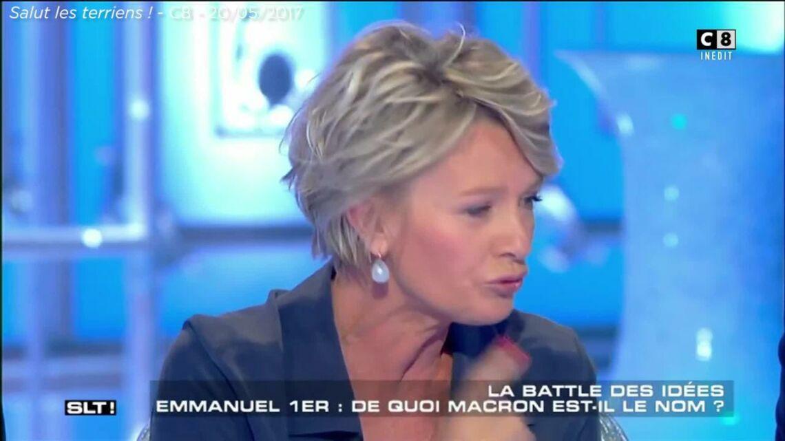 """VIDEO – Brigitte Macron a """"raison de montrer ses jambes"""" selon Sophie Davant"""