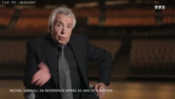 VIDEO – Michel Sardou tacle Johnny Hally­day et Eddy Mitchell!