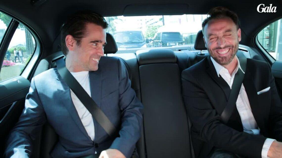 """VIDEO- Colin Farrell: """" La vie de luxe c'est bien d'en profiter mais aussi de s'en écarter!"""""""