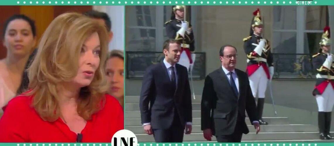 VIDEO – Valérie Trierweiler révèle son secret avec François Hollande