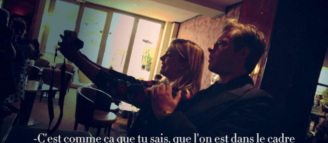 VIDEO- La Story Instax du jour avec Louane et Benjamin Biolay