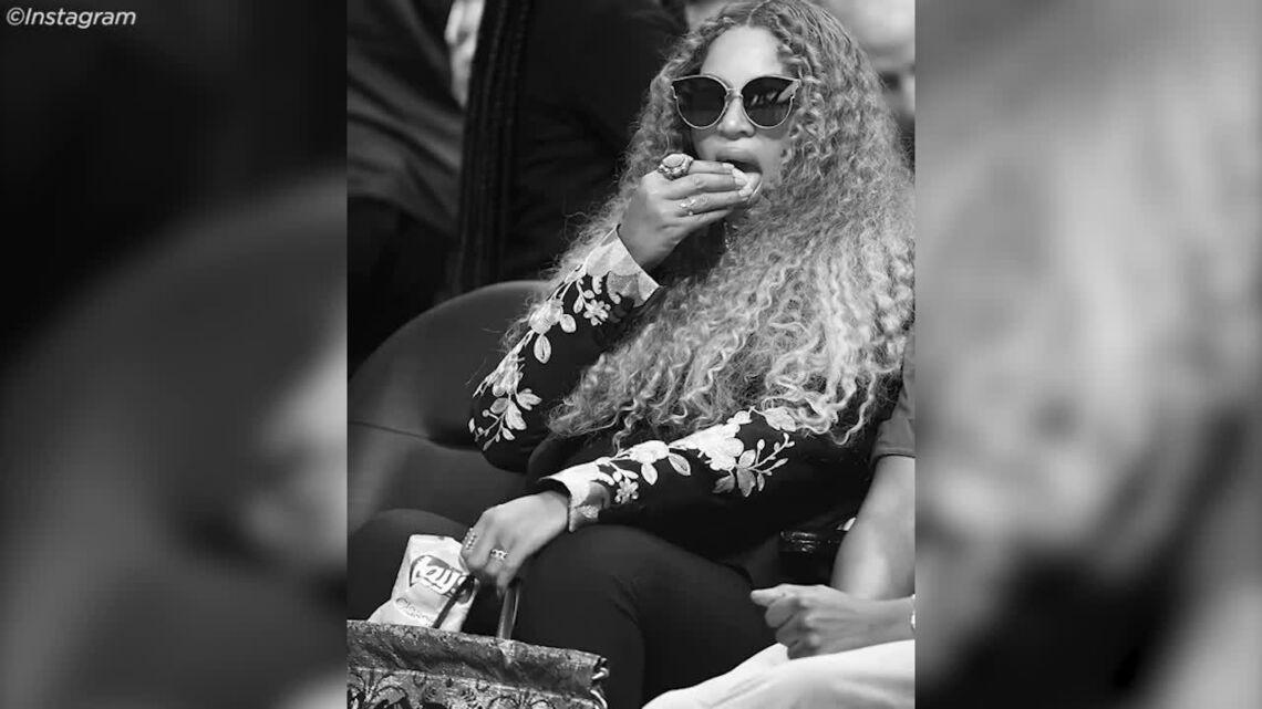 VIDEO – La grossesse de Beyoncé a transformé son visage