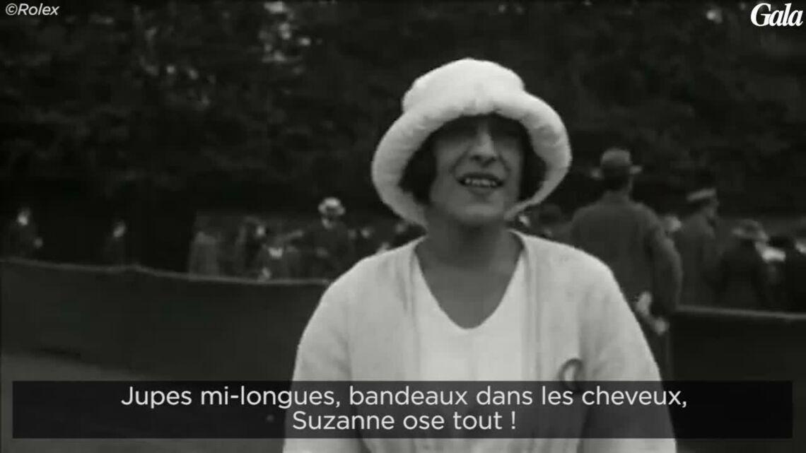 VIDEO – Suzanne Lenglen: Diva de la mode et icône de Roland Garros
