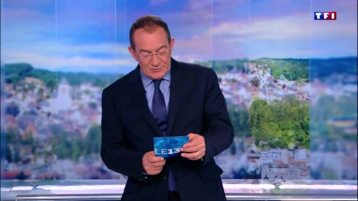 VIDEO – Au JT de 13h, Jean-Pierre Pernaut s'est amusé à imiter la photo officielle d'Emmanuel Macron