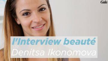 VIDEO – Denitsa Ikonomova, la danseuse star de DALS, livre ses secrets de beauté