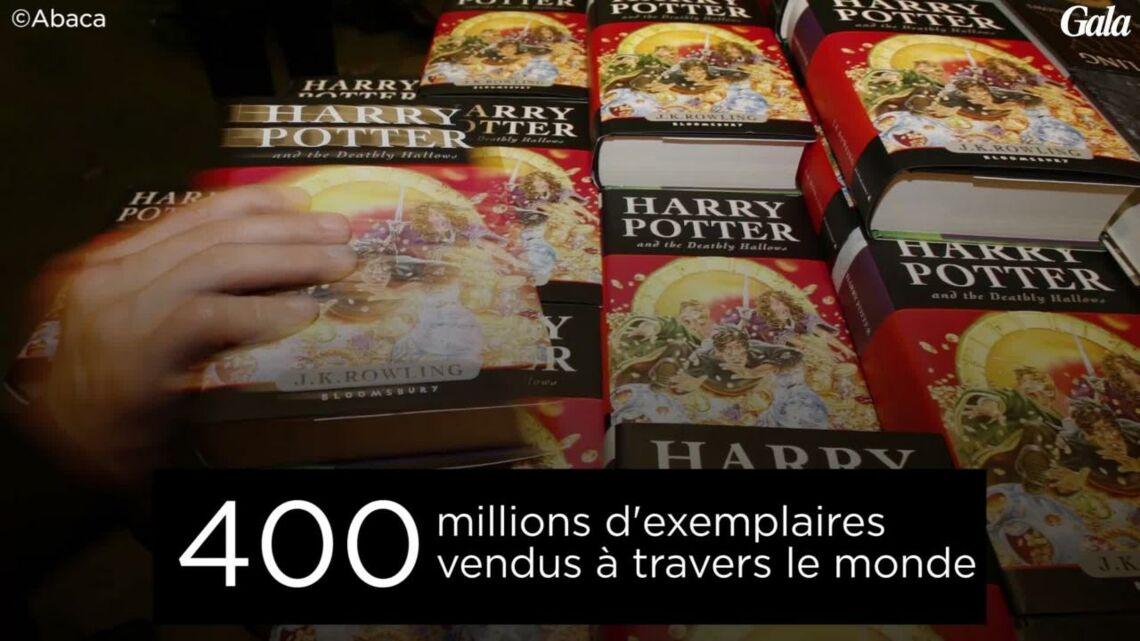 VIDEO- Harry Potter à 20 ans: la saga en huit chiffres clefs!