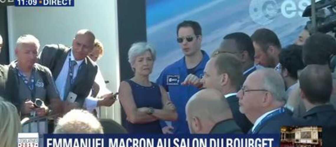 VIDEO – Ségolène Royal groupie de Thomas Pesquet: la toile se moque