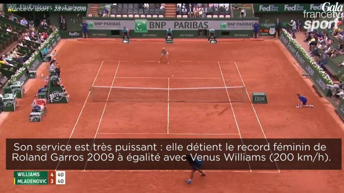VIDEO – 5 choses à savoir sur la tenniswoman Kristina Mladenovic