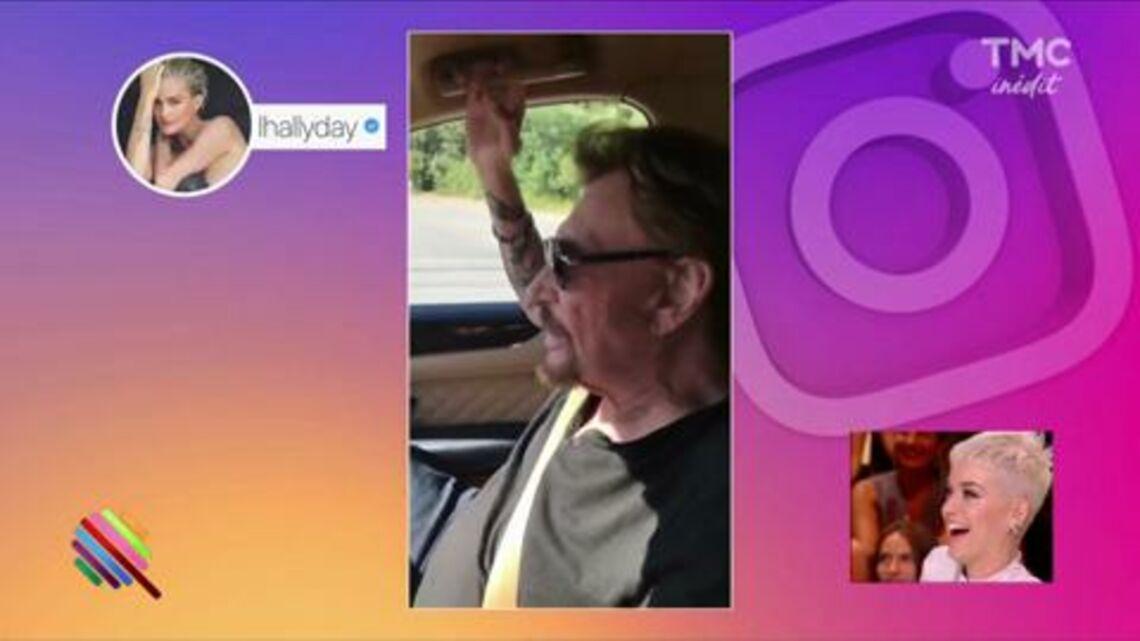 VIDEO – Johnny Hallyday a fait craquer Katy Perry