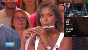 VIDÉO – Karine Le Marchand enchaîne les blagues salaces dans TPMP