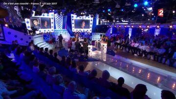 VIDEO – «Faites-vous un jeune» Laurent Ruquier, Vanessa Burggraf hilares dans On n'est pas couché