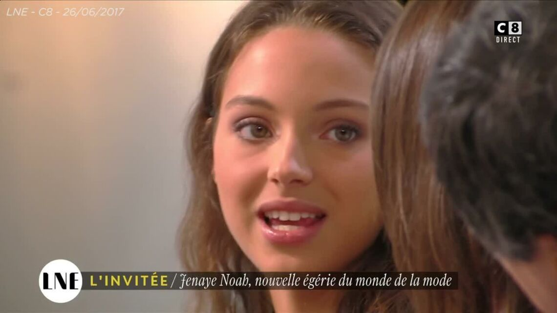 VIDEO – La mère de Jenaye Noah lui a donné des conseils pour sa carrière de mannequin