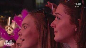 VIDEO – Les larmes d'Ariana Grande à l'issue de son concert hommage One Love Manchester