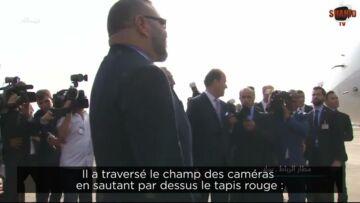 VIDEO – Quand le garde du corps de Macron devient acrobate!