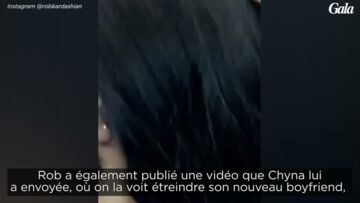 VIDEO- Sextape et menaces: Rob Karda­shian humi­lie son ex sur inter­net