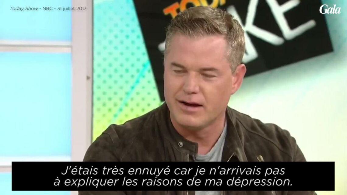 VIDEO – Les confidences d'Eric Dane (Grey's anatomy) sur sa dépression