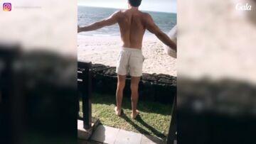 VIDEO – Caroline Receveur en bikini, l'influenceuse sublime sous le soleil de l'ile Maurice