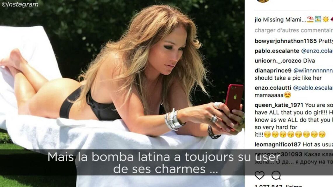 VIDEO- Celine Dion et Jennifer Lopez: qui est la quadra la plus sexy?