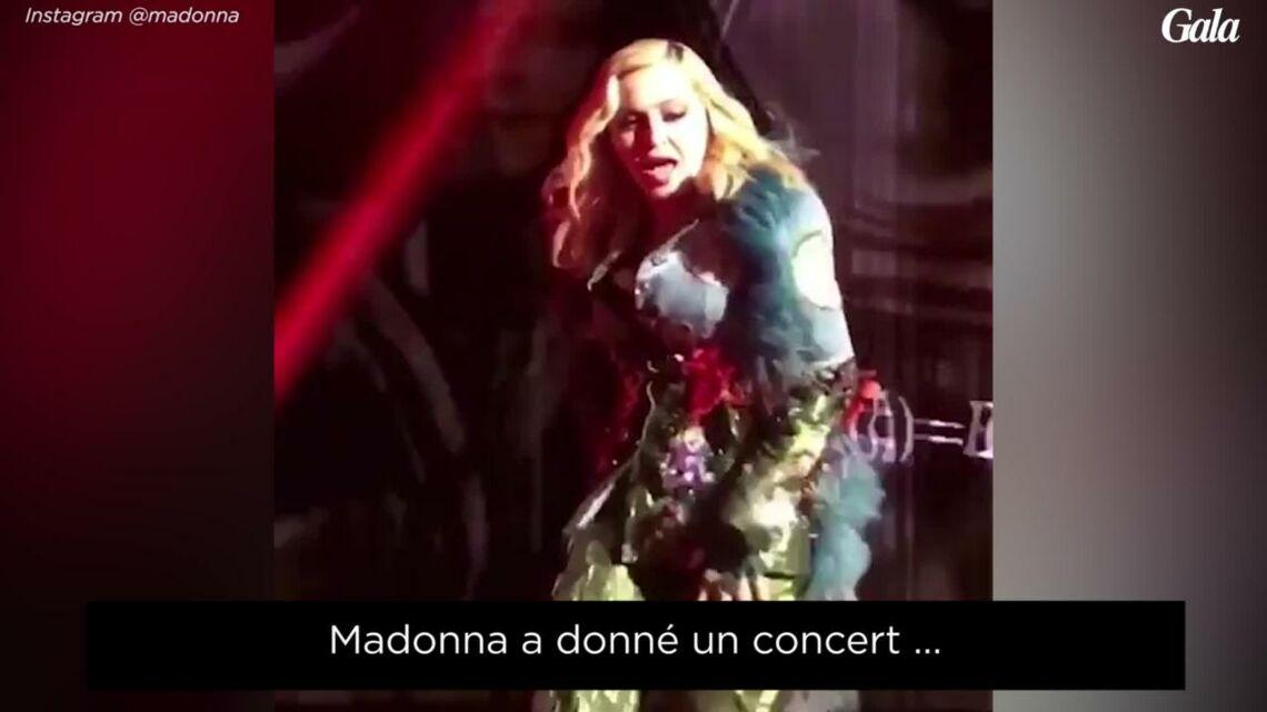 VIDEO- Madonna, Elton John ou Andrea Bocelli: tous à Saint-Trop' pour la soirée de Leonardo Di Caprio