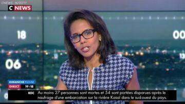 VIDEO – Audrey Pulvar change de vie, elle quitte le journalisme «avec quelques regrets»