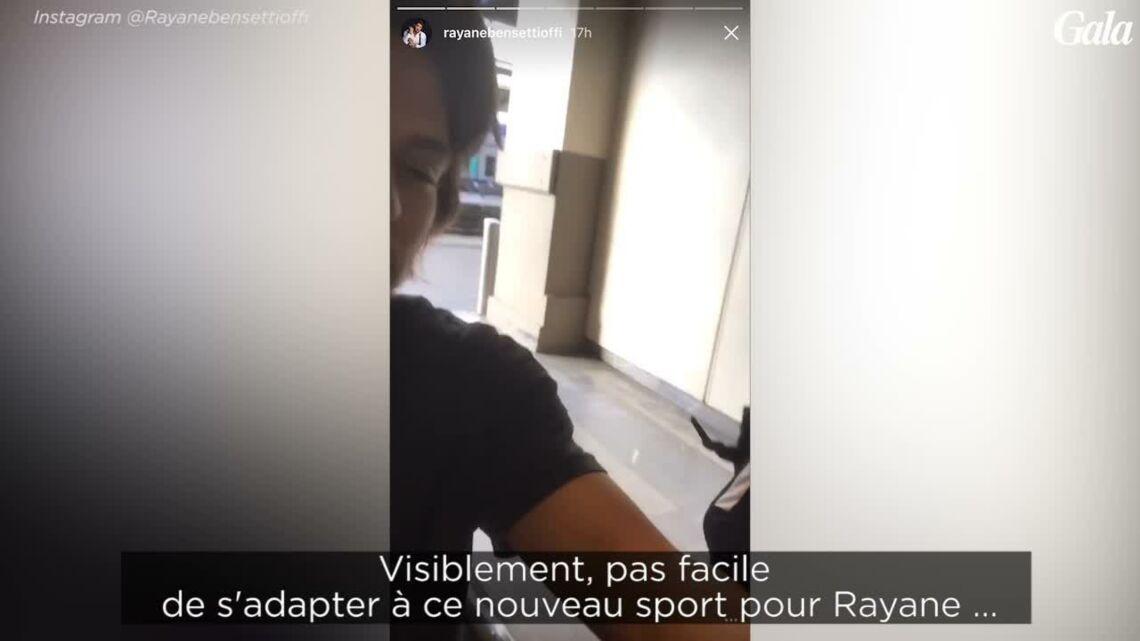 VIDEO- Rayane Bensetti, sa folle course en fauteuil roulant