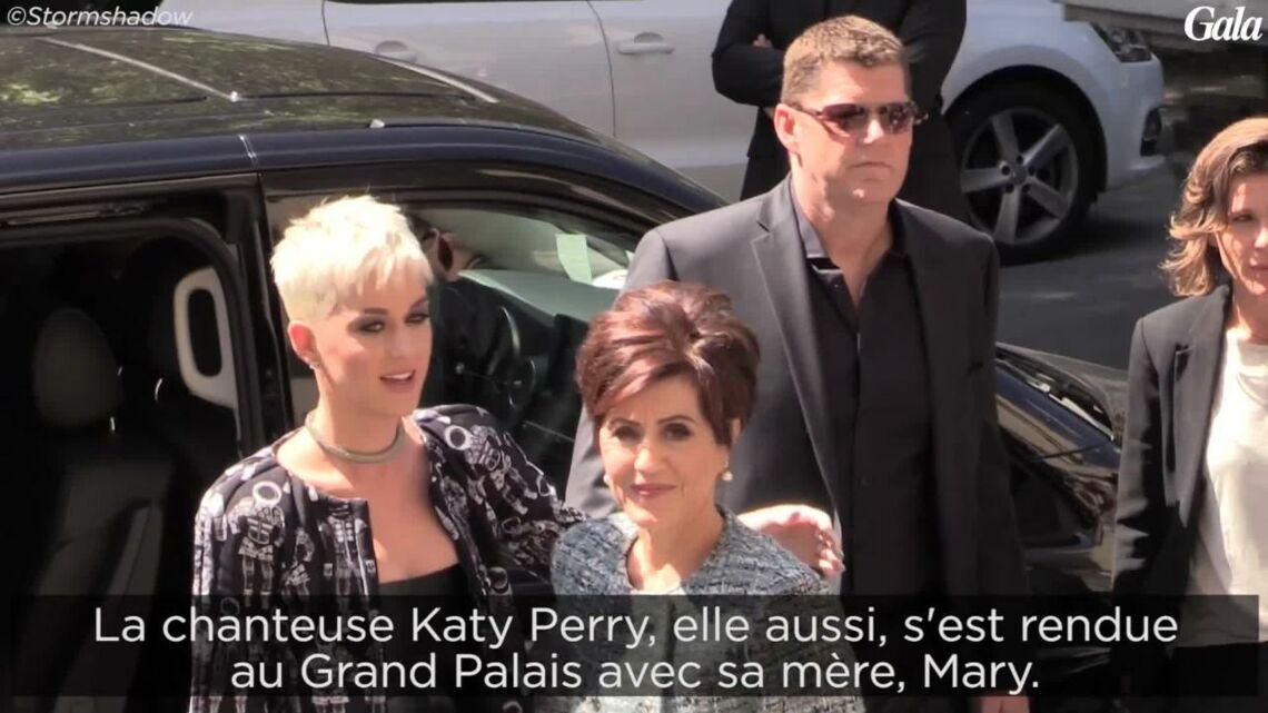 VIDEO- Katy Perry, Sofia Coppola: jamais sans ma fashion-maman