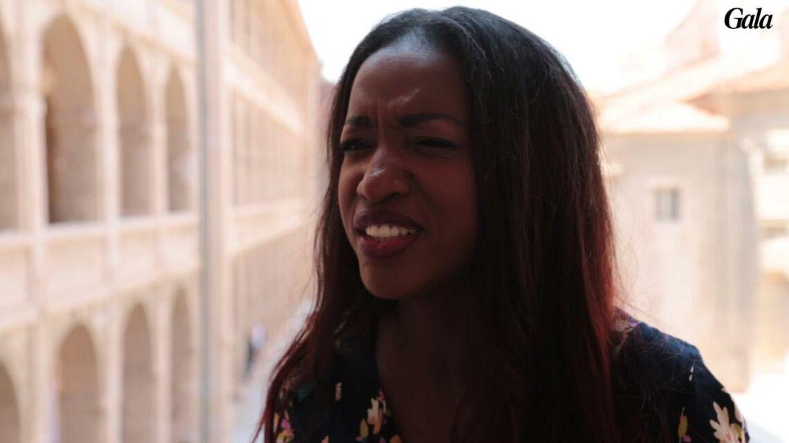 VIDEO- DALS: Quand Hapsatou Sy se moquait de la salsa de Vincent Cerutti