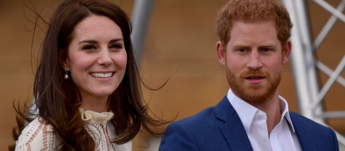VIDEO – Kate Middleton, la grande sœur de substitution rêvée pour le prince Harry