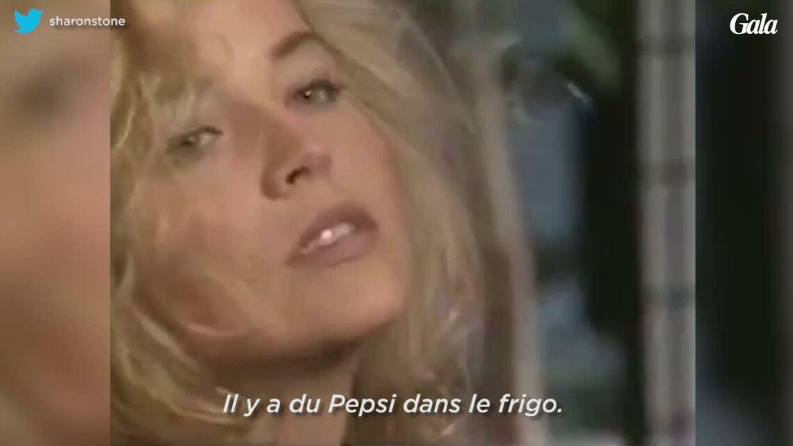 VIDEO – Sharon Stone dévoile son audition pour Basic Instinct