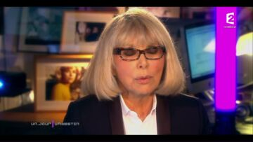"""VIDEO – Mireille Darc n'avait pas """"peur de mourir""""… elle s'inquiétait pour son mari"""