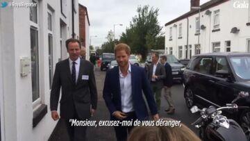 VIDEO – La réaction du prince Harry après l'annonce de la grossesse de Kate Middleton interroge