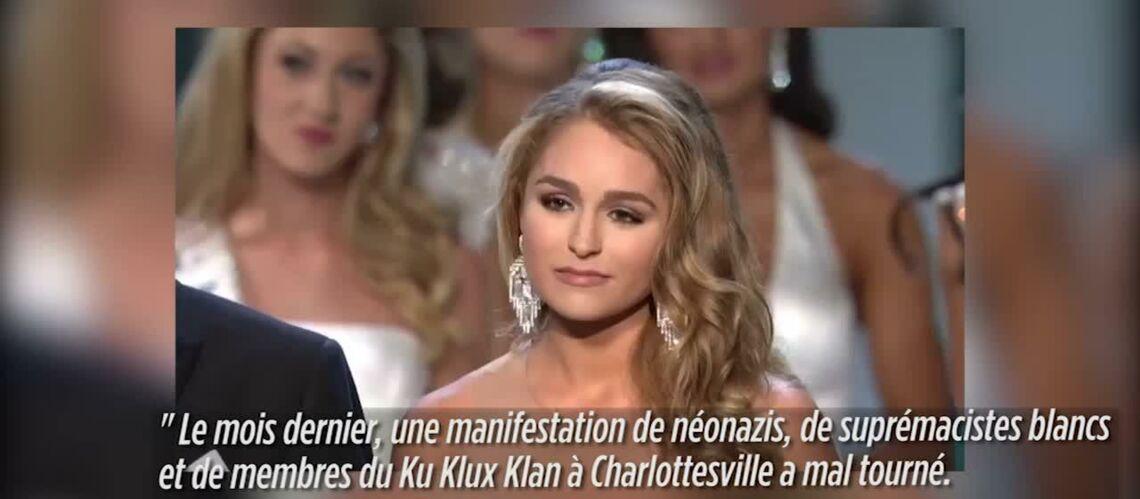 VIDEO–Quand Miss Texas s'attaque à Donald Trump et son soutien aux suprémacistes blancs en plein concours de beauté