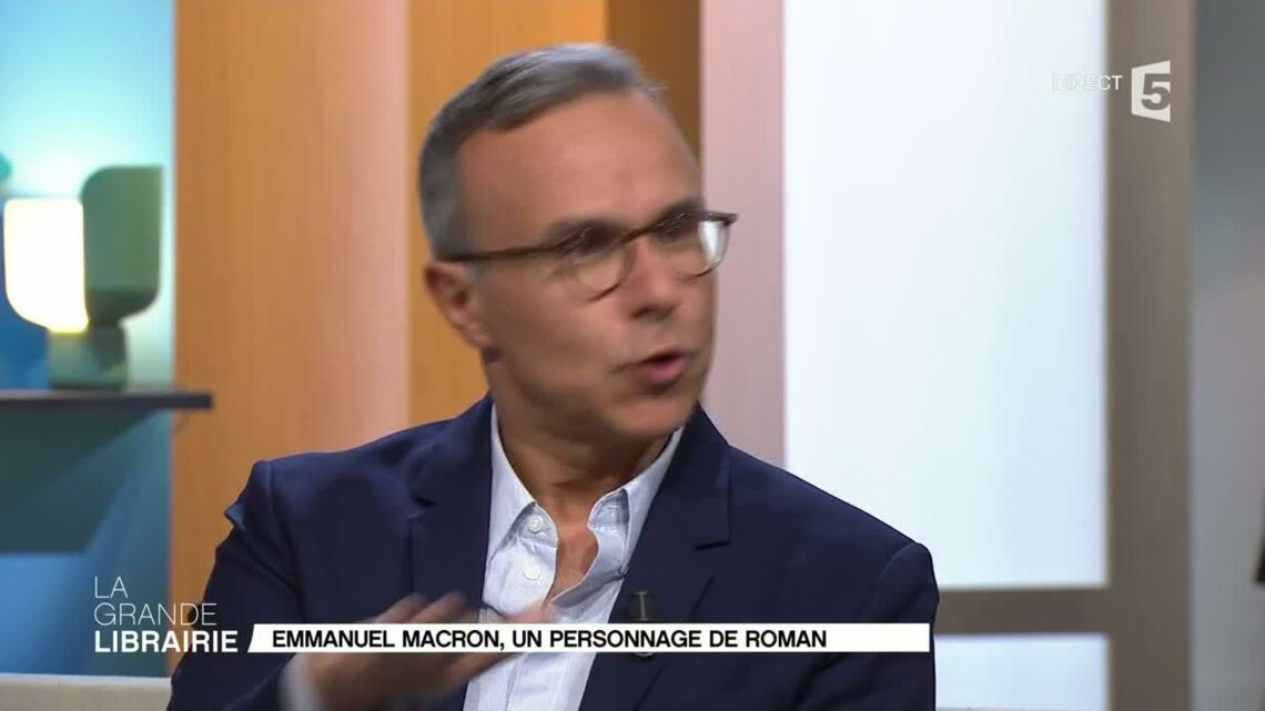 "VIDEO – ""Emma­nuel Macron géron­to­phile"" : Philippe Besson cartonne Eric Brunet"