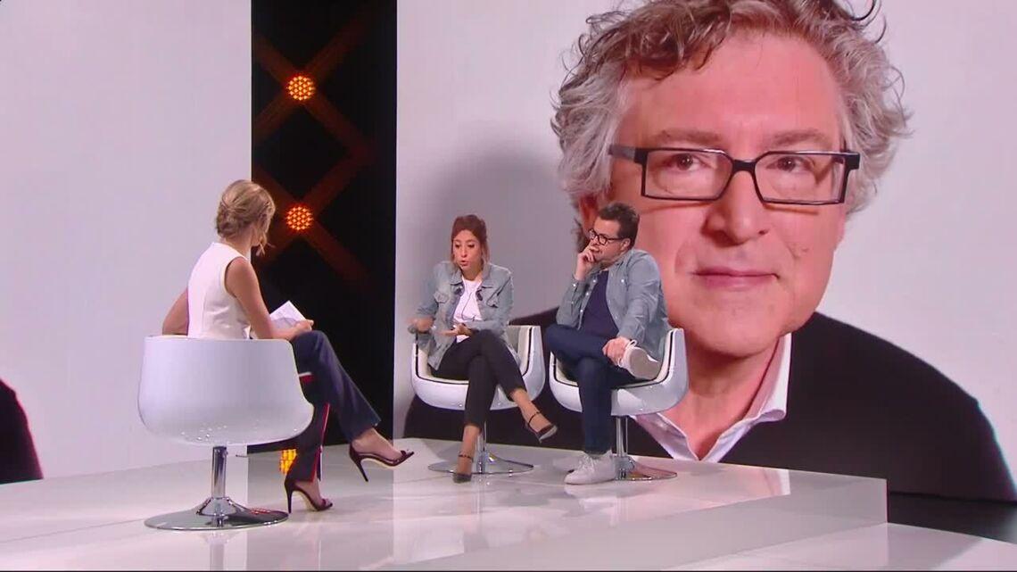 VIDEO – Léa Salamé répond aux accusations de Michel Onfray «Bien sûr qu'il y avait un contrat et une rémunération de prévue»
