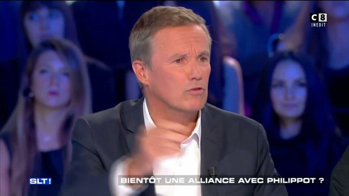 VIDEO – Nicolas Dupont-Aignan veut «buter la gueule» de Stéphane Guillon qui a plaisanté avec la mort de sa mère