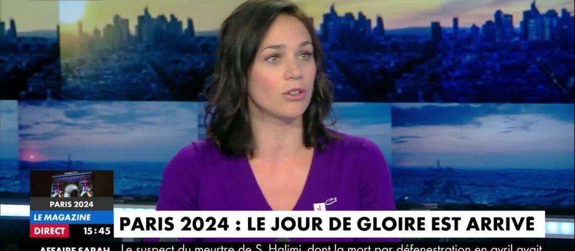 VIDEO – Trois ans après leur rencontre à Sotchi, Jean Dujardin et Nathalie Péchalat engagés pour les JO