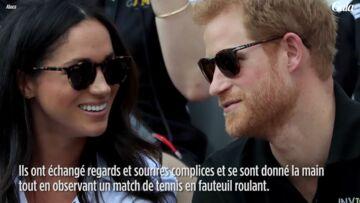 Comment Meghan Markle transgresse le protocole avec le prince Harry