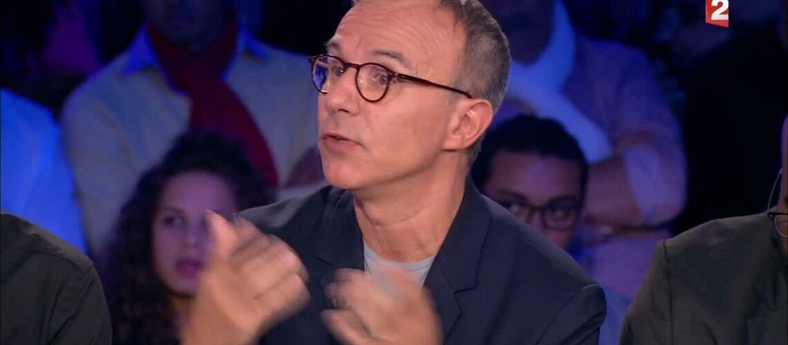 VIDEO – ONPC: L'écrivain Philippe Besson fasciné par la première dame Brigitte Macron «J'ai une tendresse folle pour elle, je ne m'en cache pas»