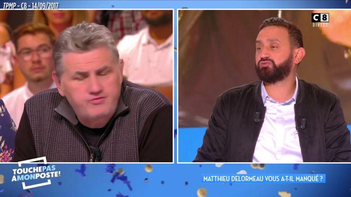 VIDEO – Pierre Ménès dévoile pourquoi il refuse d'être dans TPMP en même temps que Matthieu Delormeau