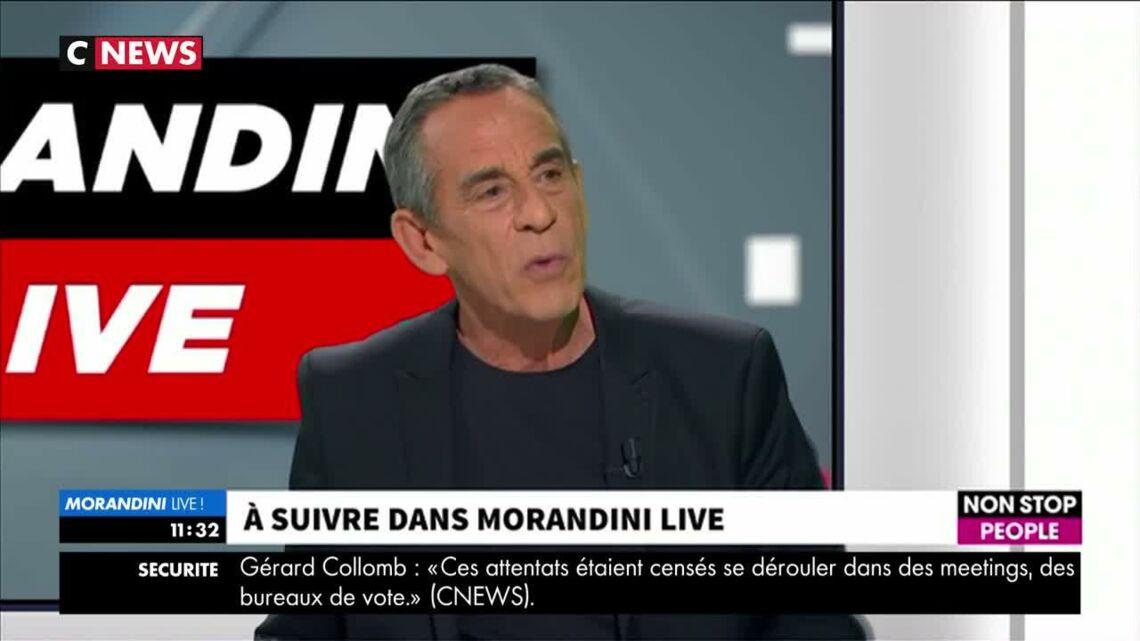 """VIDEO – Affaire Nolwenn Leroy: Thierry Ardisson dénonce la """"malveillance"""" à son égard et contre-attaque"""