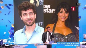 VIDEO – Danse avec les stars: Sinclair, Camille Lacourt: les noms de leurs danseuses révélés
