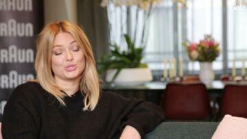 VIDÉO – Caroline Receveur: «J'ai du mal à prendre soin de moi»