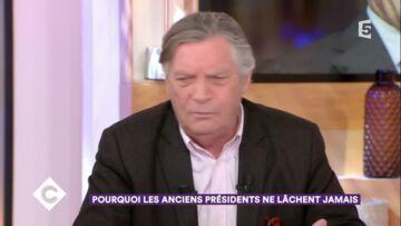 VIDÉO – Nicolas Sarkozy prêt à tout pour faire plaisir à Johnny Hallyday